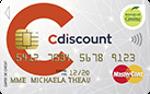 Banque Casino MasterCard CDiscount