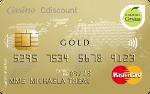 Banque Casino MasterCard Gold