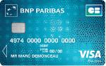 BNP Paribas Visa Electron