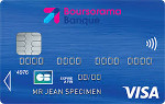 Boursorama Banque VISA Classic