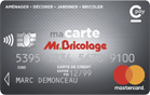 Cetelem MasterCard Mr. Bricolage