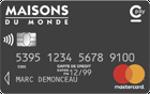 Cetelem MasterCard Maisons du Monde