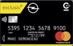 Cetelem MasterCard Opel