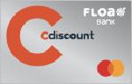 Floa Bank MasterCard CDiscount
