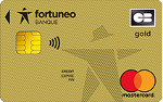 Fortuneo MasterCard Gold